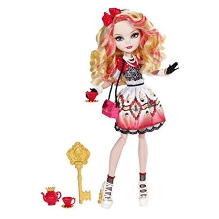 ever after high hat-tastic apple white doll (Ever After High Hat Tastic Tea Party)