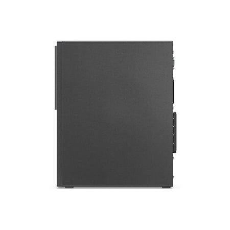 Lenovo ThinkCentre M725s SFF Home and Business Desktop Black (AMD Ryzen 7 PRO 2700 8-Core, 8GB RAM, 1TB PCIe SSD, NVIDIA GT 730, 6xUSB 3.1, 2xDP Port, Optical Drive, Win 10 Pro) - image 1 de 5