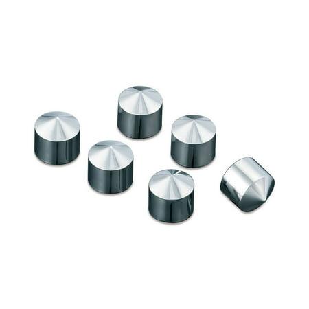 Kuryakyn 8693 Peaked Rocker Box Bolt Covers
