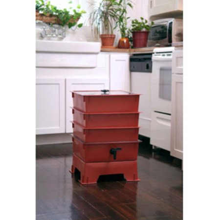 The Worm Factory® 3-Tray Worm Composter - Terra