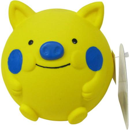 Latex Animal Dog Toy, Yellow - Walmart.com
