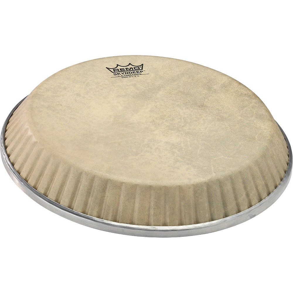 Remo Crimplock Symmetry Skyndeep D3 Conga Drumhead Calfskin Graphic 11.75 in.