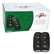Prestige APSRS3Z 1-Way 3-Button Remote Car Auto Start Starter & Keyless Entry