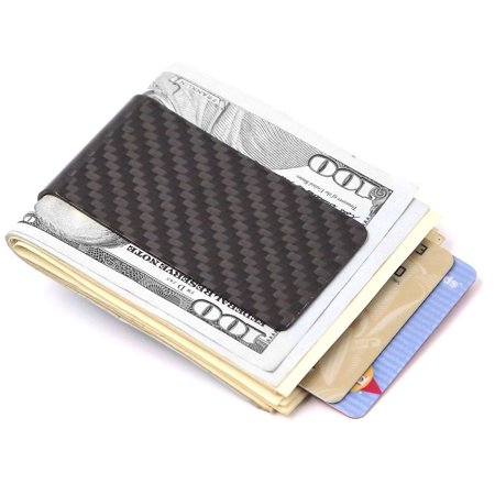 Eeekit money clip carbon fiber minimalist wallet credit card eeekit money clip carbon fiber minimalist wallet credit card business card holder colourmoves