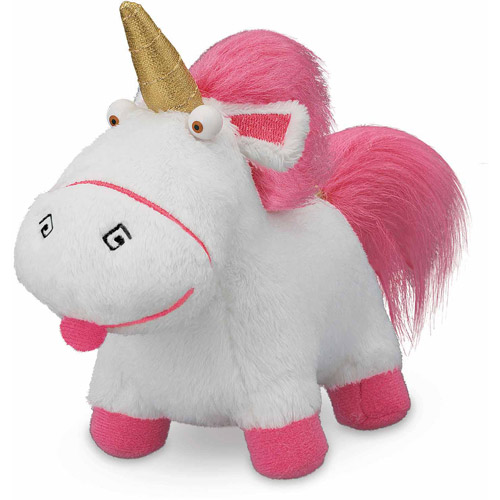 Despicable Me 2 Plush Buddies, Fluffy Unicorn