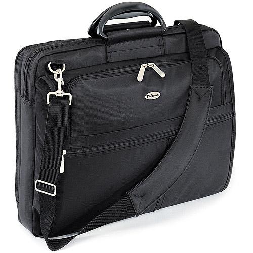"""Targus 17"""" XL Laptop Computer Case, Black by Targus"""