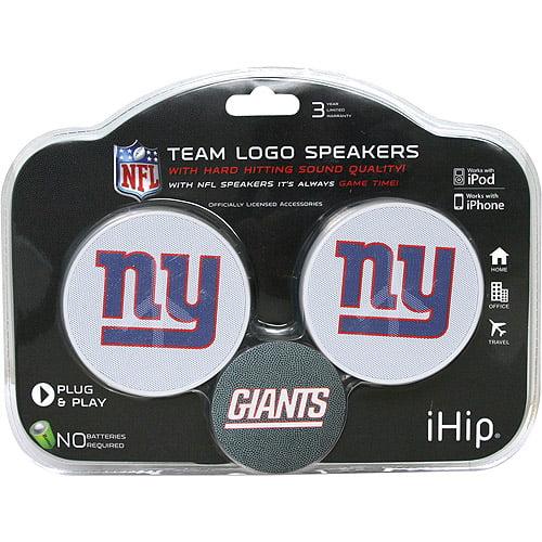IHIP NFV4000NYG NEW YORK GIANTS SPEAKER SET NFL FR