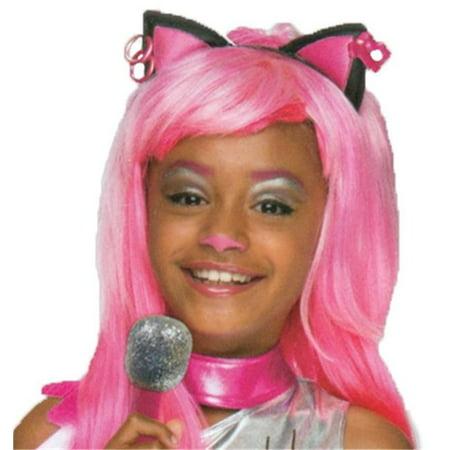 Morris Costumes RU52920 Mh Catty Noir Child Wig