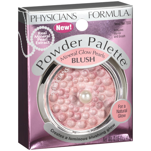 Physician's Formula Mineral Glow Pearls Blush Powder Palette, Natural Pearl 7333