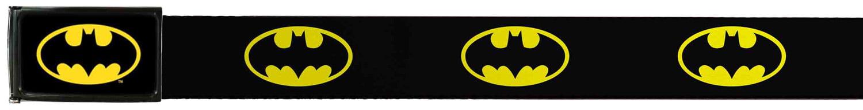 Buckle Down DC Comics Batman Signal Adjustable Fabric Belt by Buckle Down