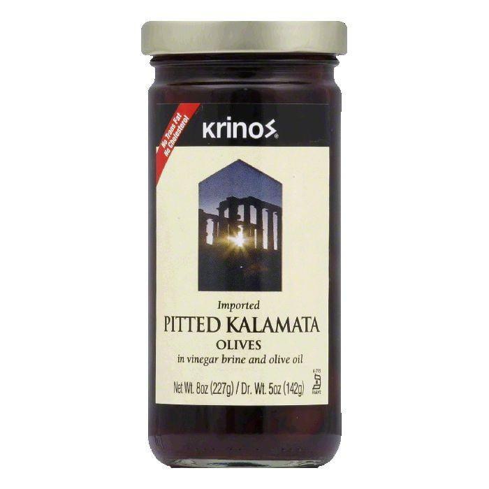 Krinos Foods Krinos Olives, 8 oz