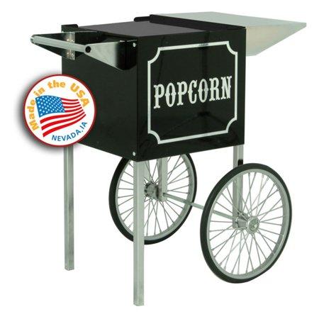 Paragon Small 1911 Black & Chrome Cart
