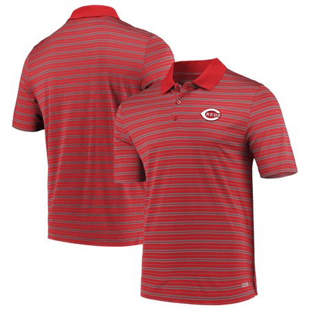 Men's Majestic Red Cincinnati Reds Fan Engagement TX3 Cool Fabric -