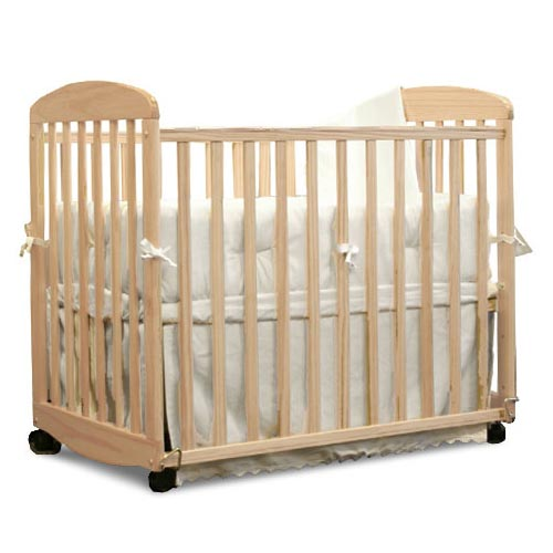 DaVinci Alpha Mini Rocking Crib, Natural