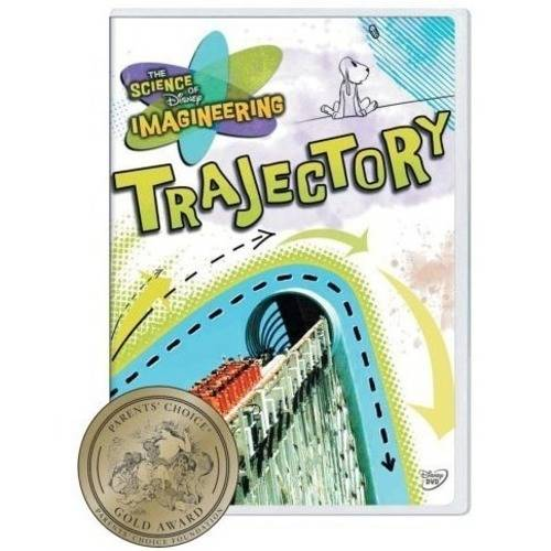 Disney IMagineering: Trajectory (DVD) by Allied Vaughn