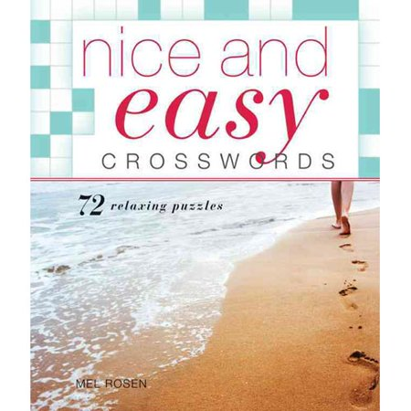 Nice And Easy Crosswords
