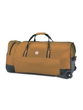 "Carhartt Legacy Heavy-Duty Wheeled Gear Bag 36"", Carhartt Brown"