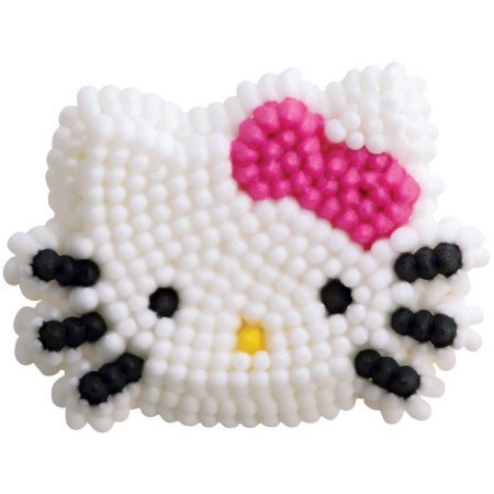 Hello Kitty Icing Decorations, 12 ct. - Walmart Hello Kitty Cake