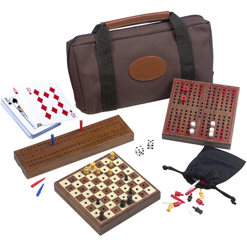 Drueke Travel Multi Game Set