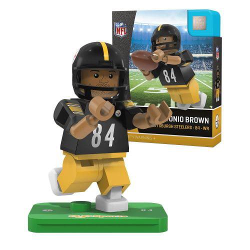 Pittsburgh Steelers NFL Antonio Brown OYO Mini Figure