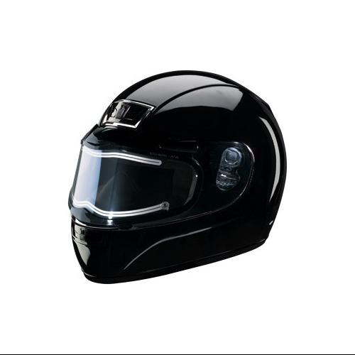Z1R Phantom Snow Helmet w/Electric Shield Black LG