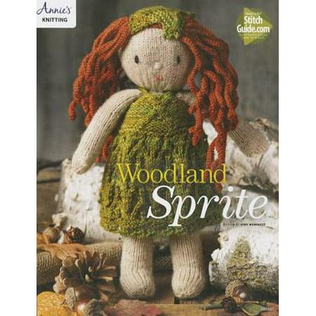 Woodland Faries (Woodland Sprite Fairy Knit)