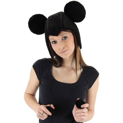 Mickey Mouse Hoodie Hat Halloween Accessory