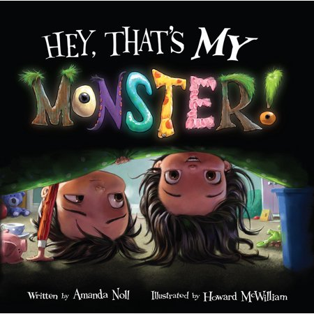 Hey, That's MY Monster! (Junior Senior Hey Hey My My Yo Yo)