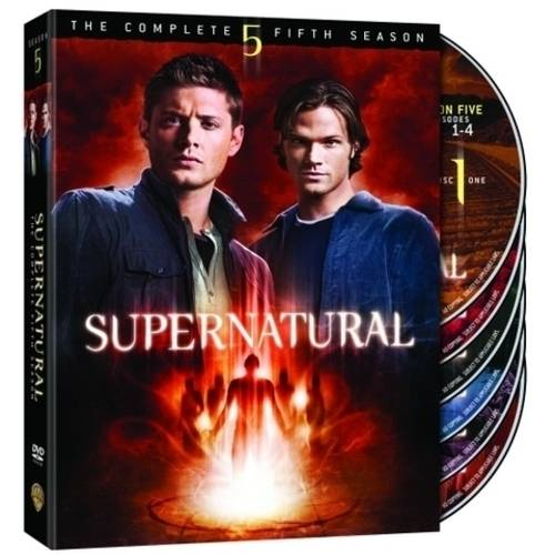 SUPERNATURAL-COMPLETE 5TH SEASON (DVD/6 DISC/FF-16X9/SP-FR-PRT-CH-THAI SUB)