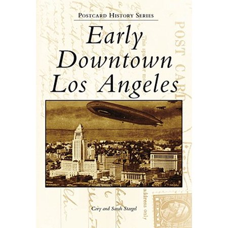 Early Downtown Los Angeles - Party Supplies Downtown Los Angeles