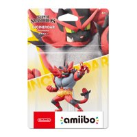 Nintendo Amiibo, Incineroar, Super Smash Bro. Series