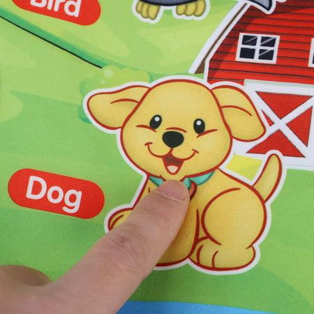 WALFRONT Baby Music Mat Children Crawling Piano Carpet Educational Musical Toy Kids Gift - image 7 of 9
