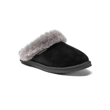 Shearling Footwear (Women's Eddie Bauer Shearling Scuff Slipper )