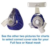 CPAP Comfort Cover - reusable mask liner