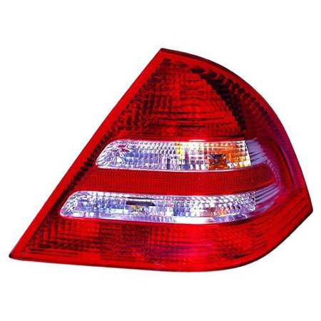 Go-Parts OE Replacement for 2005 - 2006 Mercedes-Benz C55 AMG Rear Tail Light Lamp Assembly / Lens / Cover - Right (Passenger) Side - (4 Door; Sedan) 203 820 34 64 MB2801117 Replacement For C55 Amg Sedan