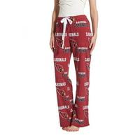 NFL Arizona Cardinals Tackle Ladies' AOP Knit Pant