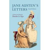Jane Austen's Letters (Paperback)