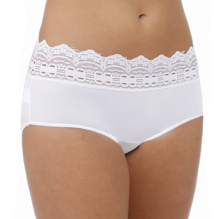 0a5291ec05dd Olga - Olga Womens Secret Hug Fashion Scoops Hipster Panty Olga 913 -  Walmart.com