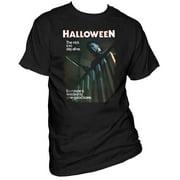 Halloween Men's One Good Scare T-shirt Small Black