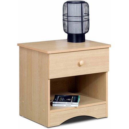 Alegria Nightstand, Maple