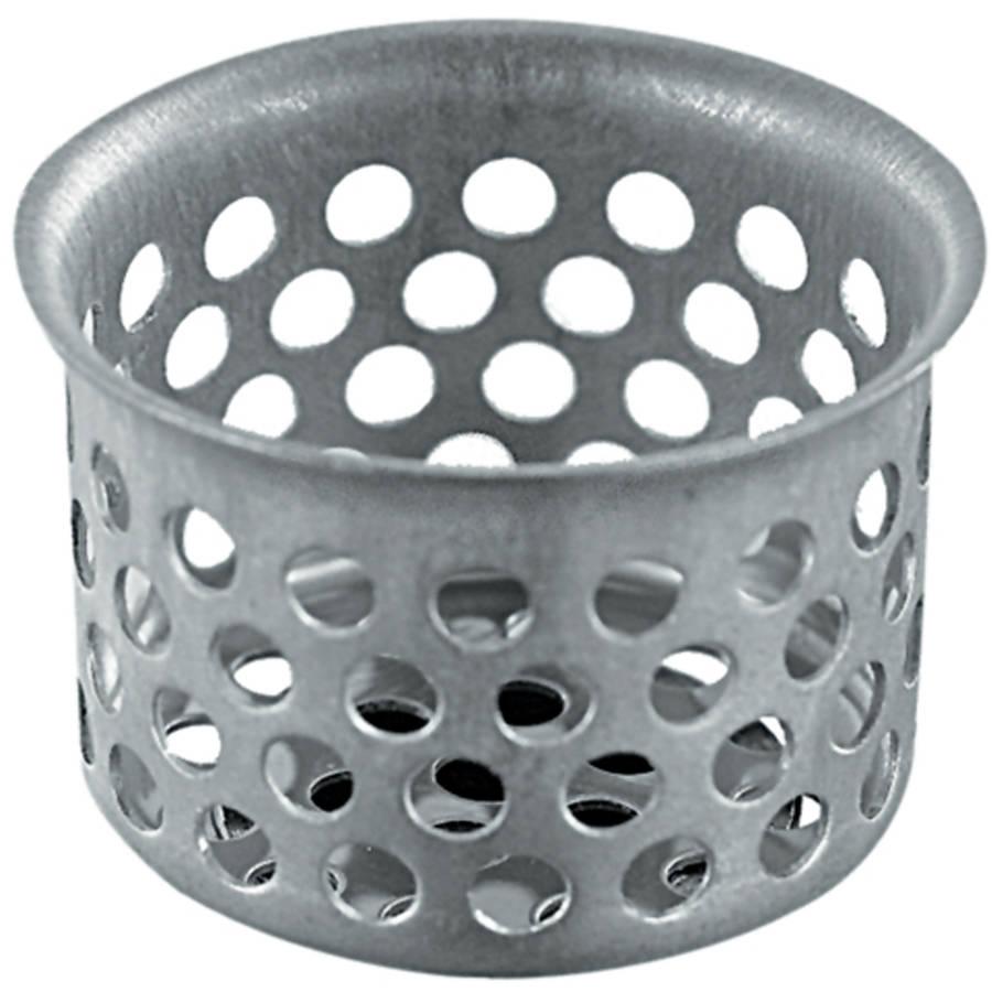 "Plumb Craft Waxman 7638400T 1"" Stainless Steel Basin Strainer"