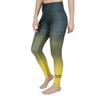 NCAA Oregon Fringe Ladies' Sublimated Legging