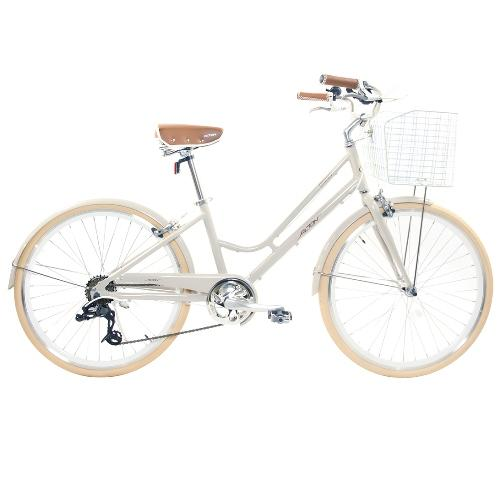 Comfort Bike by Alton USA - 14'' Beige Classic