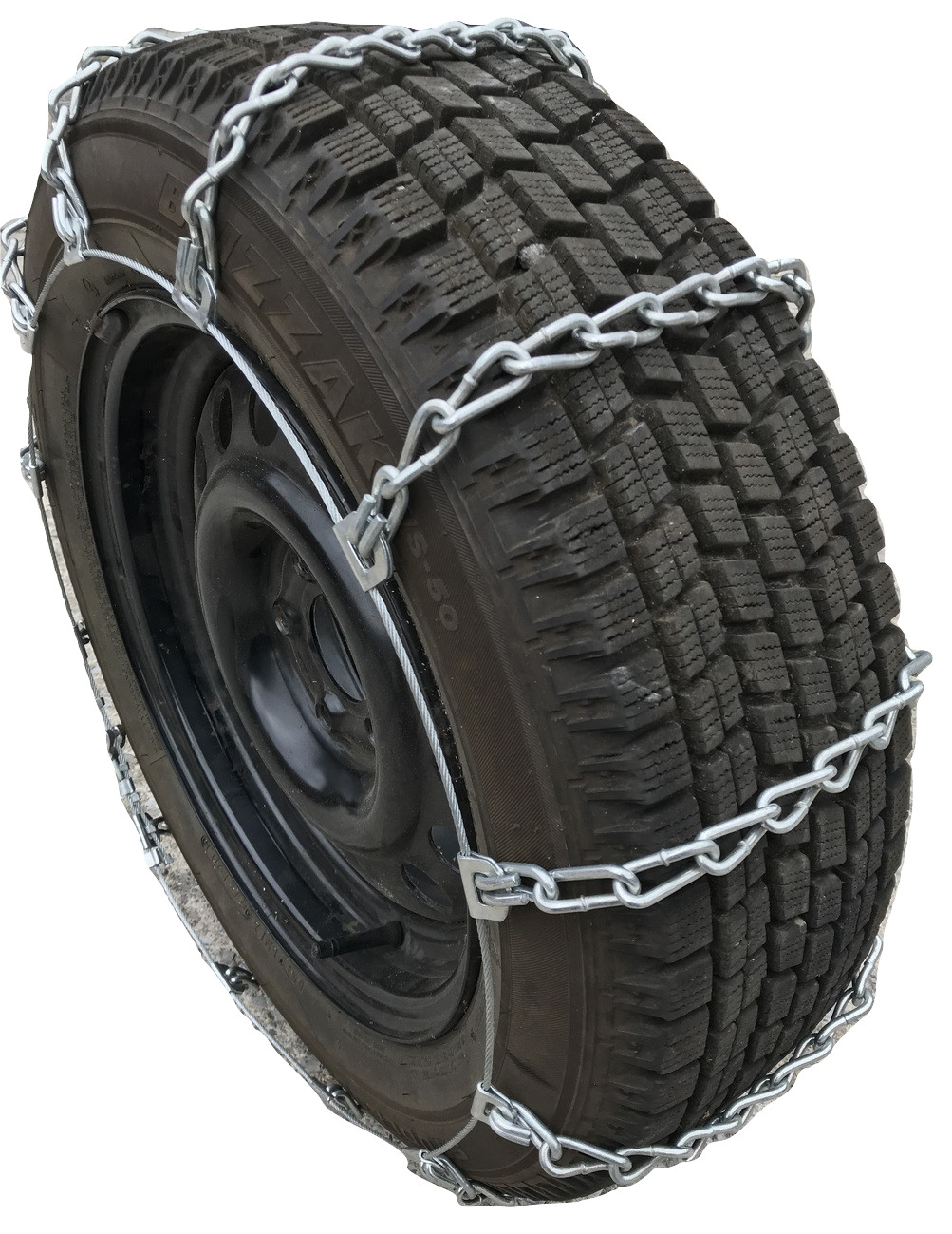 Snow Chains P195/75R15, 195/75-15 Cable Link Tire Chains