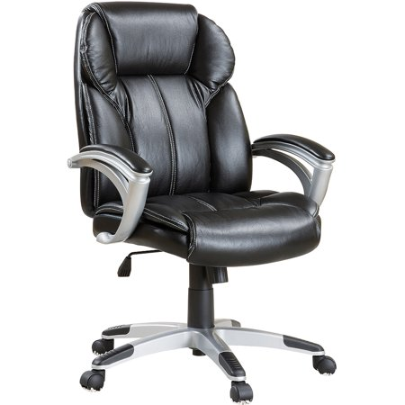 Coaster Gas Lift And Padded Arm Office Chair