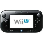 Nintendo WUP-010_CR Wii U Gamepad, Black Certified Refurbished