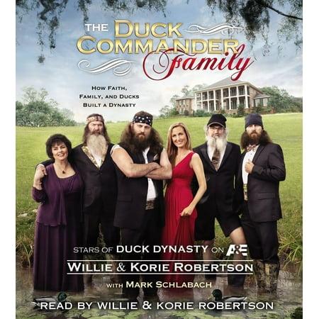 The Duck Commander Family : How Faith, Family, and Ducks Built a - Duck Dynasty Playset