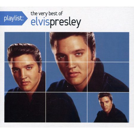 Playlist: The Very Best of Elvis Presley (The Very Best Of Elvis Costello And The Attractions)