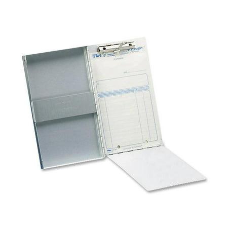 - Saunders, SAU10507, Snapak Side-open Storage Form Holder, 1 / Each, Silver
