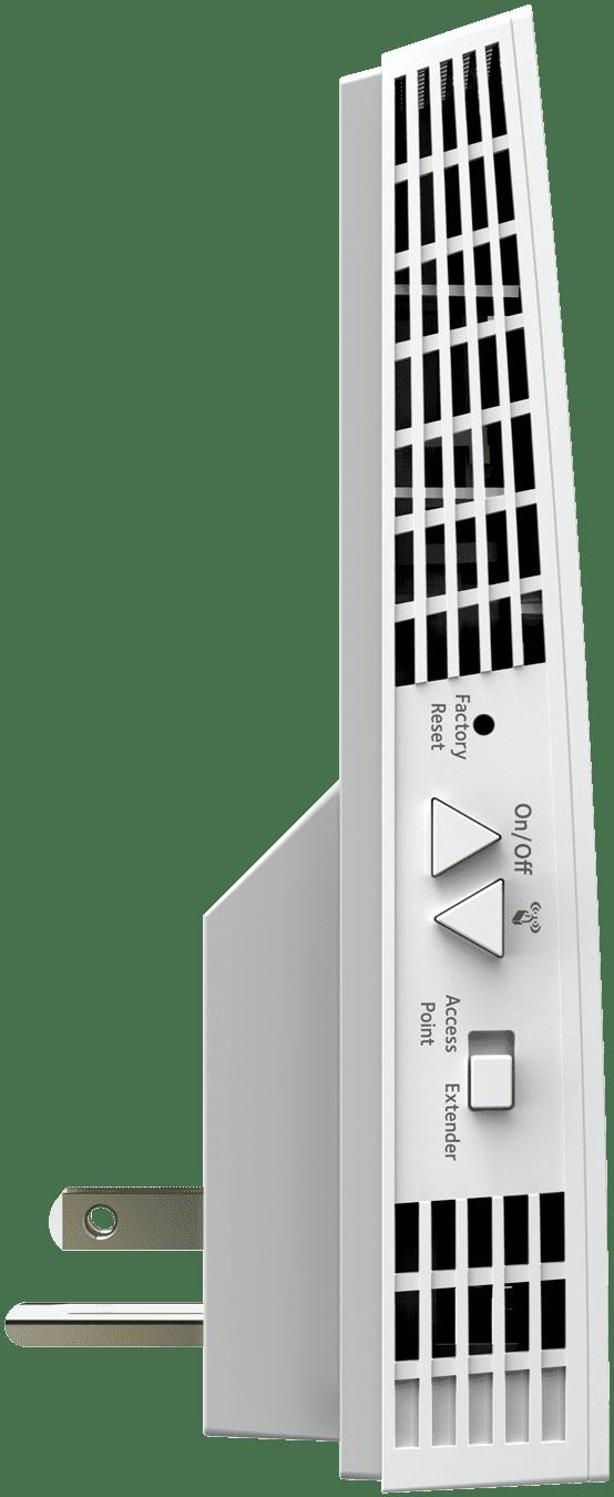NETGEAR AC1900 Mesh WiFi Range Extender (EX6400-100NAS)